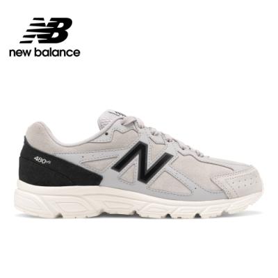 【New Balance】緩震跑鞋_女性_灰色_W480SG5-4E楦