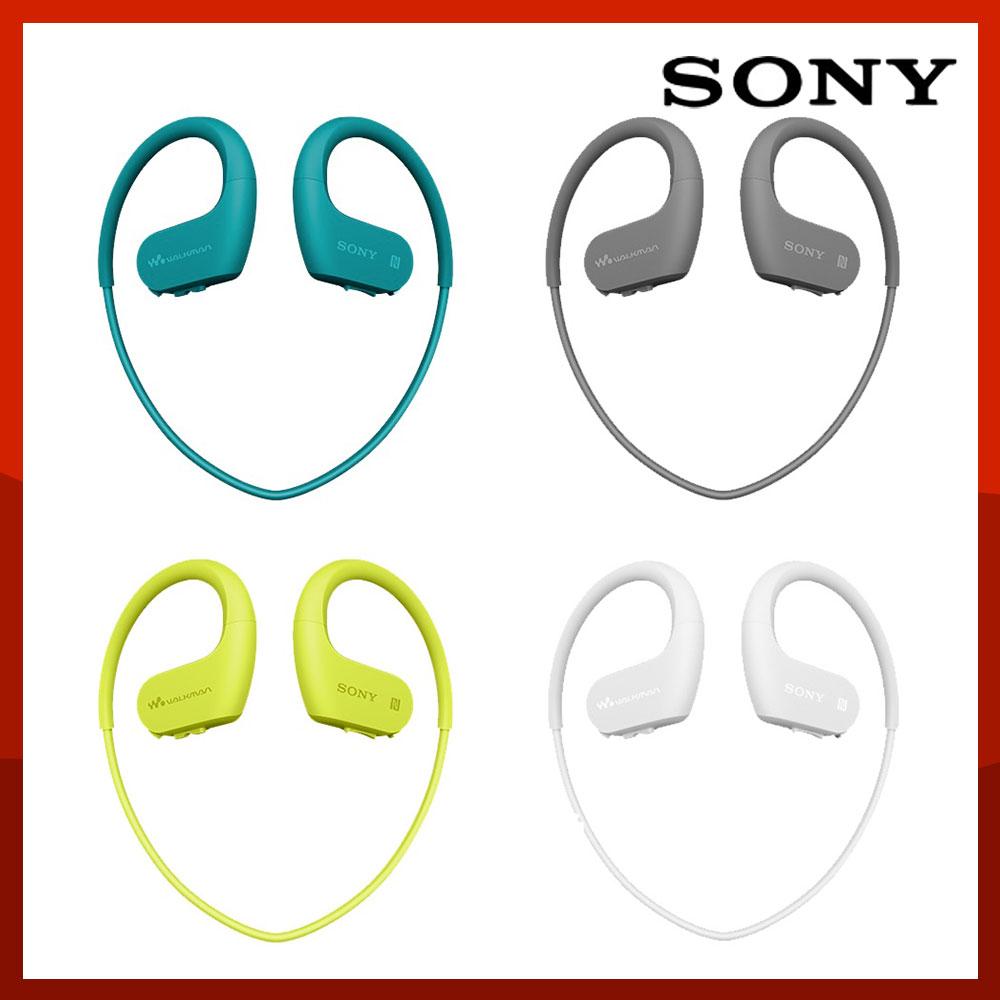 SONY NFC NW-WS623 防水運動藍牙隨身聽 4G (公司貨)