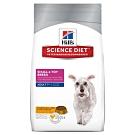 希爾思Hill's 成犬7歲以上小型/迷你犬配方 1.5kg