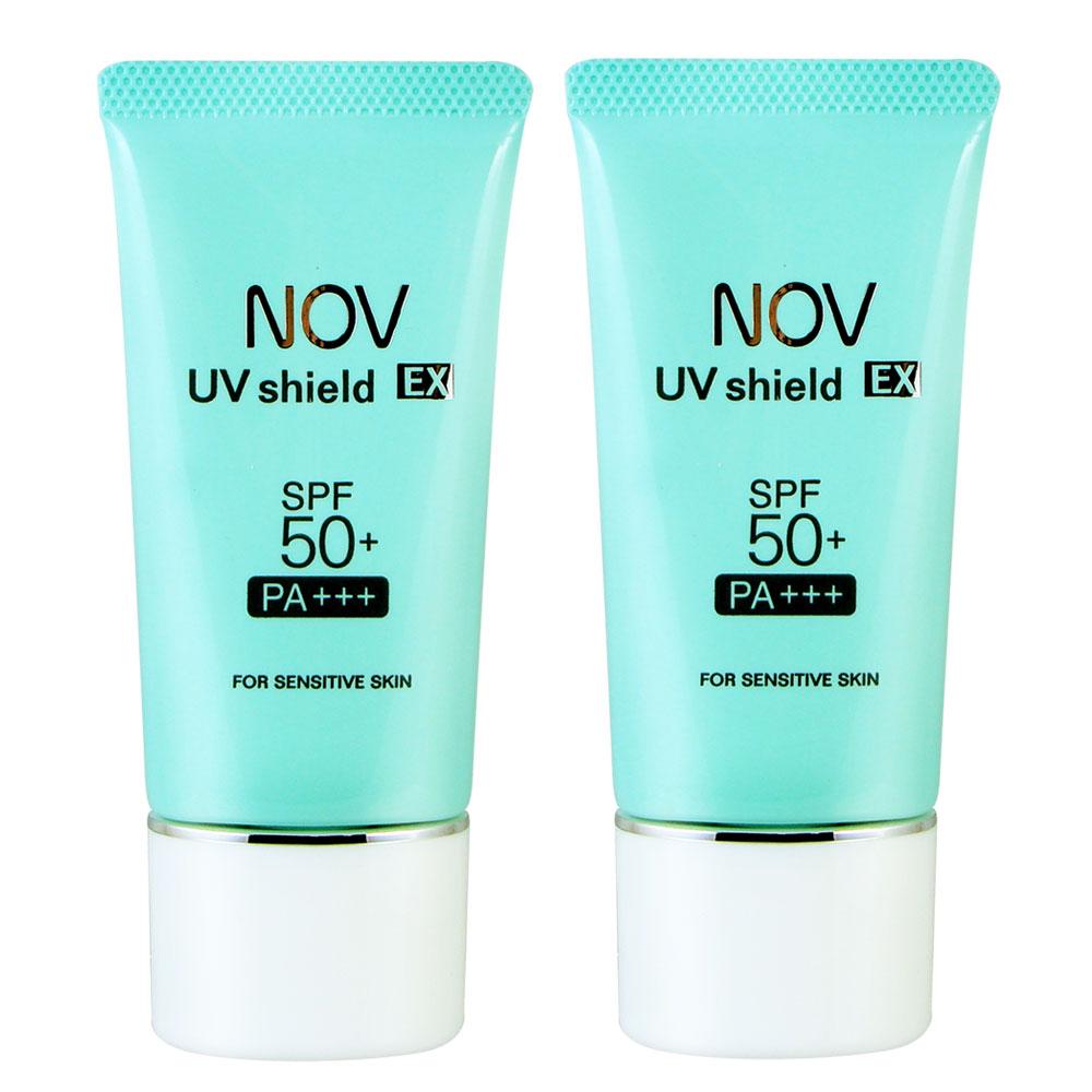 NOV娜芙 防曬隔離霜SPF50+PA++++ 30g(2入特惠)