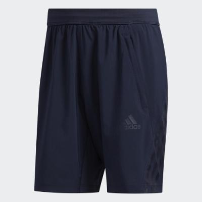 adidas 短褲 運動 休閒 男款 黑 FL4390 AEROREADY 3-STRIPES 8-INCH SHORTS