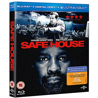狡兔計畫 Safe House 藍光  BD