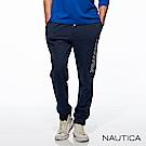 Nautica經典款運動休閒褲-深藍