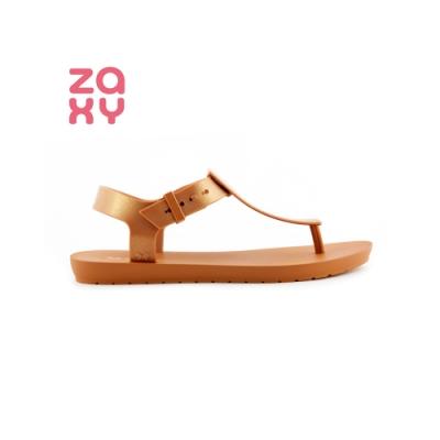 ZAXY colorful系列T字涼鞋-焦糖