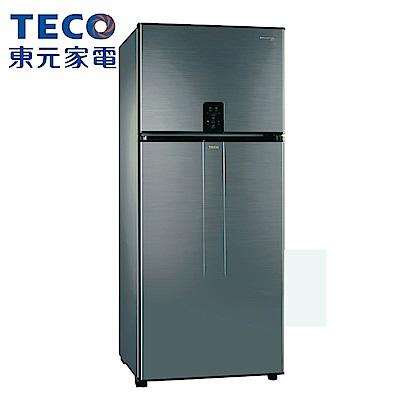 TECO 東元 610公升 1級變頻雙門冰箱 (R6191XHK)