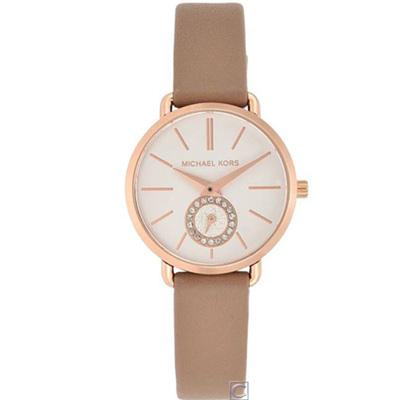 Michael Kors  小秒針晶鑽腕錶(MK2752)28mm