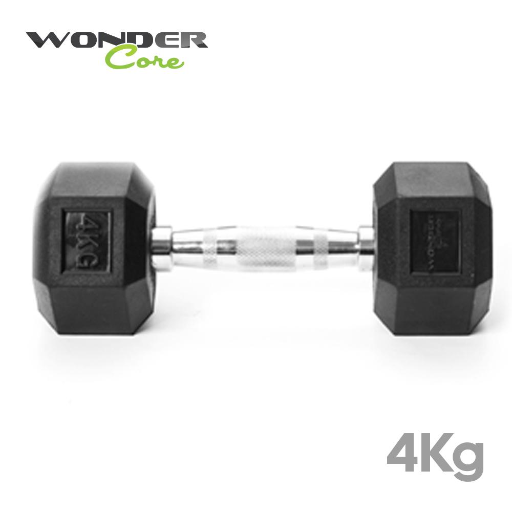 Wonder Core 六角健身啞鈴 (4kg) @ Y!購物