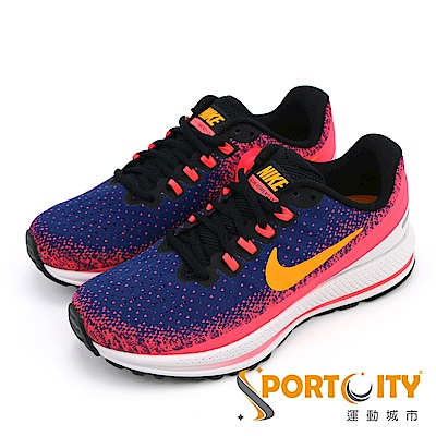 NIKE AIR ZOOM VOMERO 13 女慢跑鞋 藍 922909483