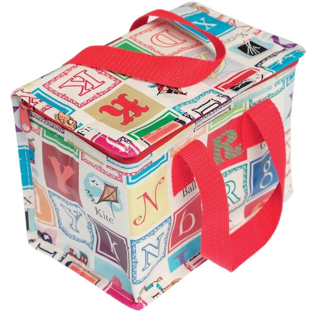 《Rex LONDON》環保保冷袋(英文字母)