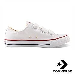 CONVERSE-女休閒鞋105042-白