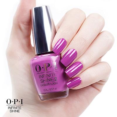 OPI 如膠似漆閃耀系列.紫色情事(ISL12)