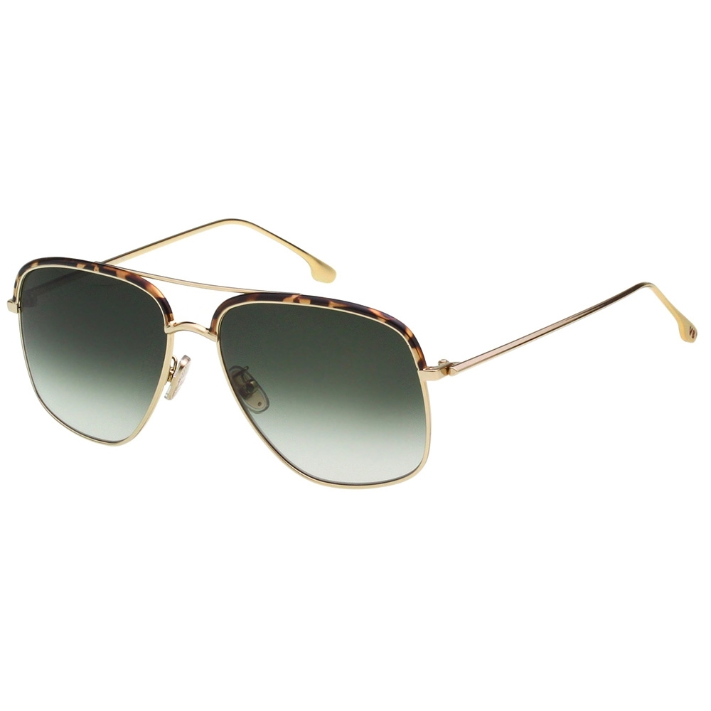 Victoria Beckham 維多利亞貝克漢 太陽眼鏡 (琥珀+淡金色)VB200S