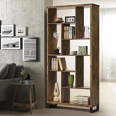 美傢美斯特工業風收納櫃/DIY組合家具/寬88.2*深29.5*高179.9公分