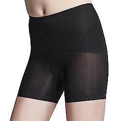 【ohoh-mini 孕婦裝】產後輕機能無痕塑束褲(黑色)