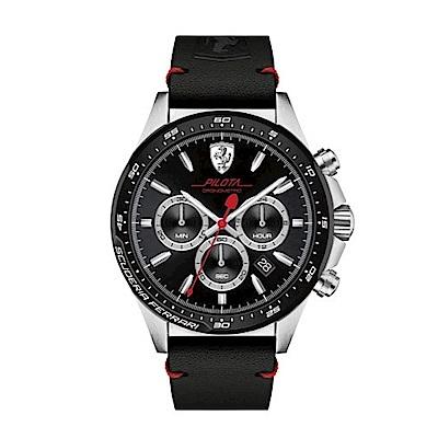 FERRARI 法拉利極勁計時腕錶/45mm/FA0830389