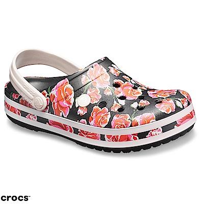 Crocs 卡駱馳 (中性鞋) 卡駱班花紋克駱格 III 205330-97J