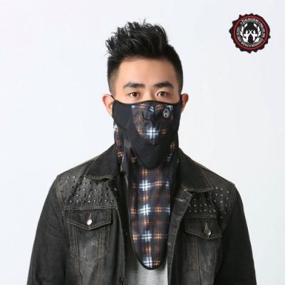 【DREGEN】SG系列-防潑水面罩-雙面維諾尼亞