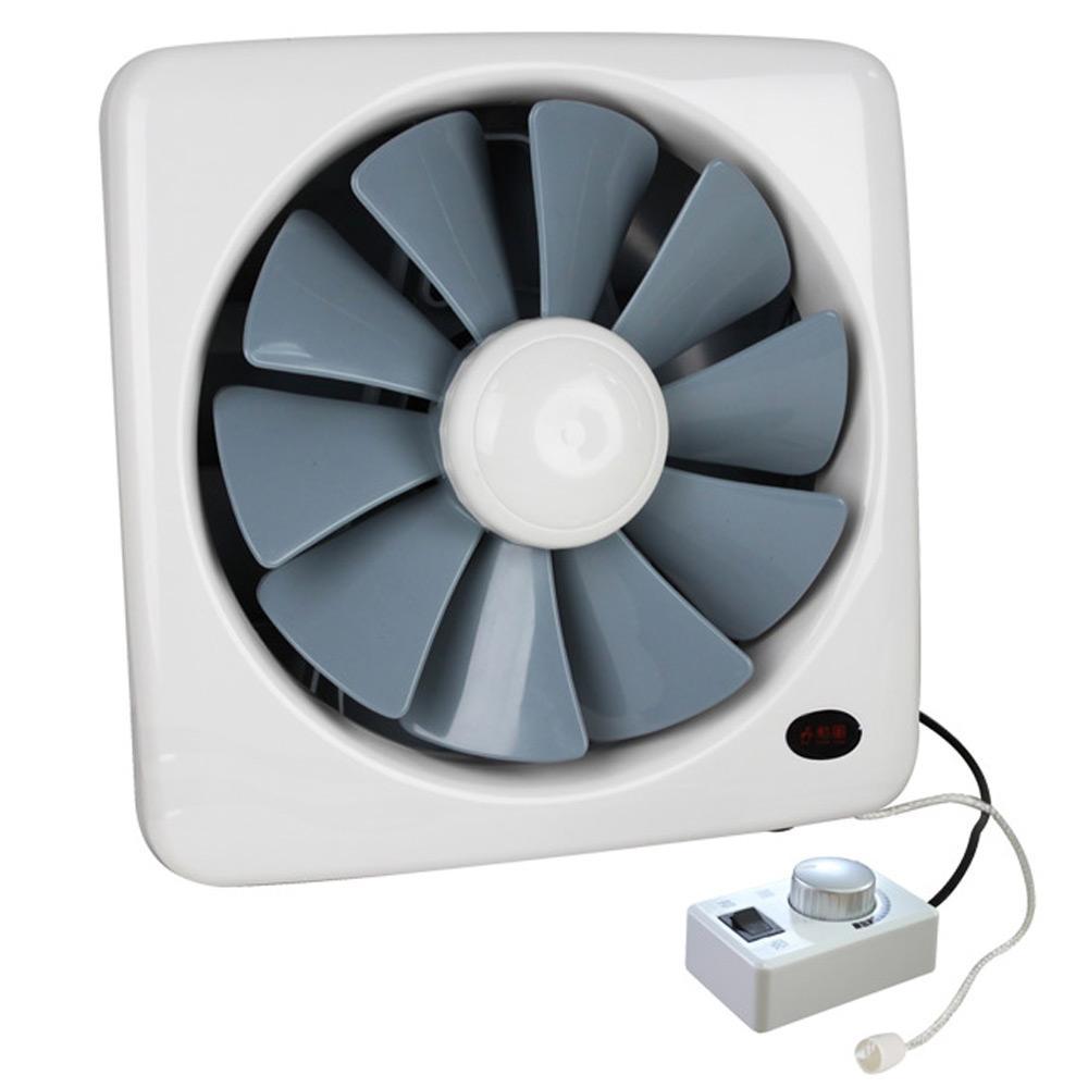 勳風12吋變頻DC節能(排/吸)兩用換氣扇(HF-7112)