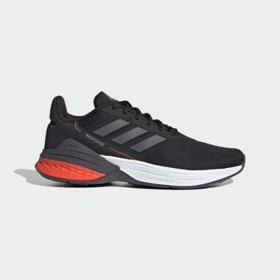 ADIDAS 慢跑鞋 訓練 健身 運動鞋 男鞋 黑紅 FX3629 RESPONSE SR