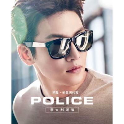 POLICE- 池昌旭代言 水銀面 太陽眼鏡 (黑色)PE-SPL015G
