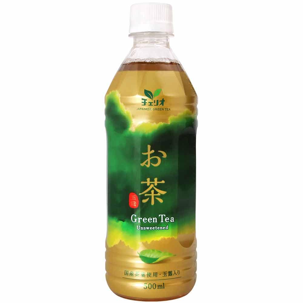 Cheerio 玉露綠茶(500ml)