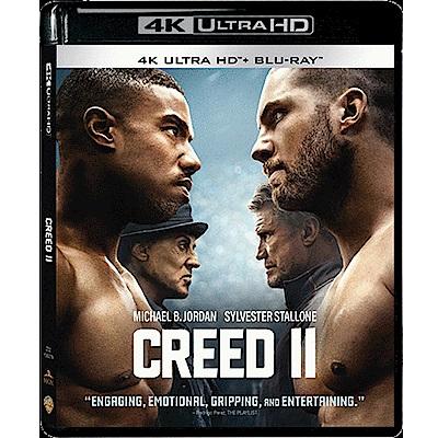 金牌拳手:父仇  4K UHD + BD 雙碟版