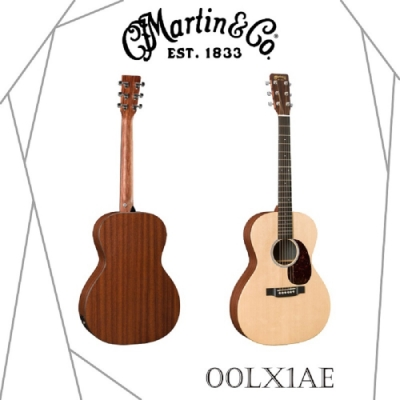 Martin 00LX1AE電木吉他/贈導線