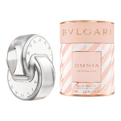 BVLGARI 寶格麗 水晶系列晶澈限量版淡香水 65ML