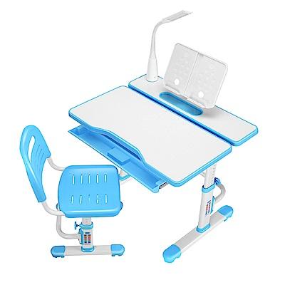 WASHAMl-WSH日式快樂兒童升降學習桌椅(BOSS版三代全動可調)80CM