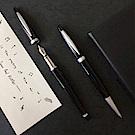 ARTEX life開心鋼筆+原子筆 雙筆豪華組-黑爵士