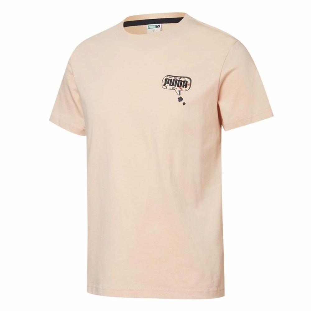 【PUMA官方旗艦】流行系列Awareness 短袖T恤 男性 53203468