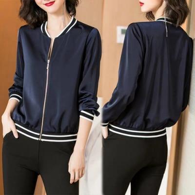 【韓國K.W.】都會氣質簡約時尚套裝-1色