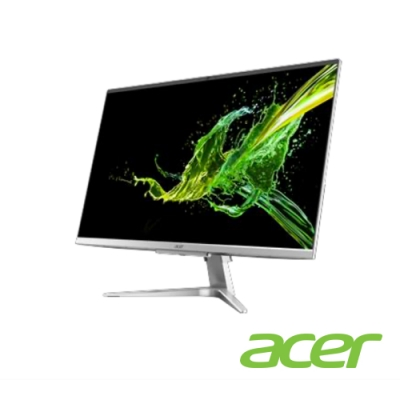 (福利品)Acer C27-962 十代i5四核雙碟獨顯液晶電腦(i5-1035G1/MX130/16G/256G+1T)