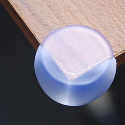 透明桌角防撞保護套附3M貼 20入.桌角防護套嬰幼兒孩童防碰撞桌角防護防撞角居家兒童防護