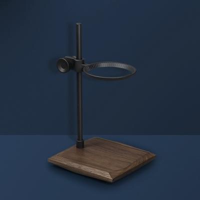 TIMEMORE 泰摩 MUSE木思咖啡手沖濾杯架 (可調節、拆解)-炭黑鋁