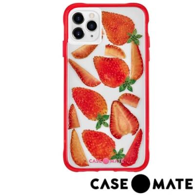 美國 Case●Mate iPhone 11 Pro 防摔手機保護殼真水果限定款-夏日野莓