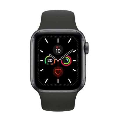 Apple Watch S5 GPS+LTE版 44mm 鋁錶殼配運動錶帶