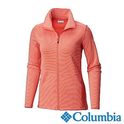Columbia 哥倫比亞 女款- Omni-SHADE防曬50快排外套-粉紅