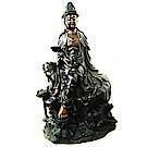 富貴吉祥 如意觀音 佛像 銅雕