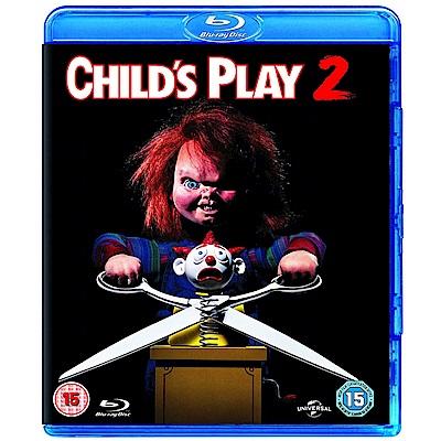 異靈七殺 Child s Play (靈異入侵 2)  藍光  BD