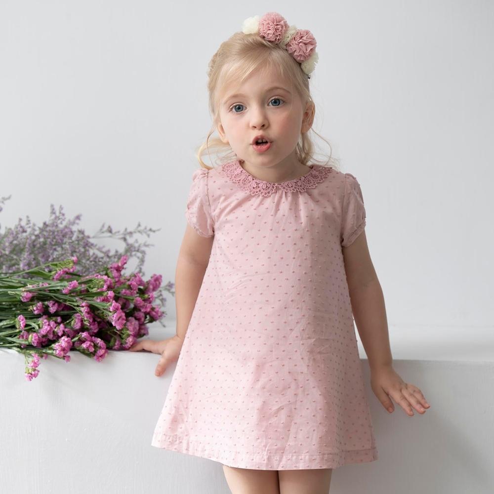 PIPPY夏日小洋裝 粉紅