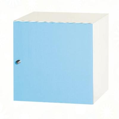 文創集 蘇菲亞 環保1.3尺南亞塑鋼開門置物櫃/收納櫃-40.4x41.5x40.4cm免組