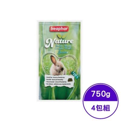 beaphar樂透-天然草本幼兔糧 750g (4包組)