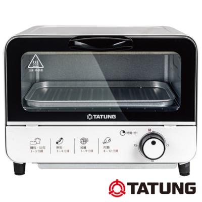 【TATUNG 大同】6公升電烤箱(TOT-609S)