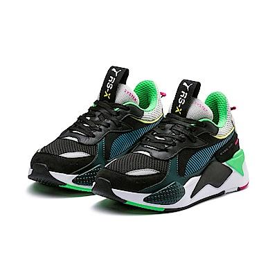PUMA-RS-X TOYS復古運動鞋-黑色