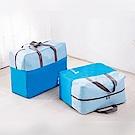 (買一送一)E.City牛津布大款防潑水萬用收納袋 共2入