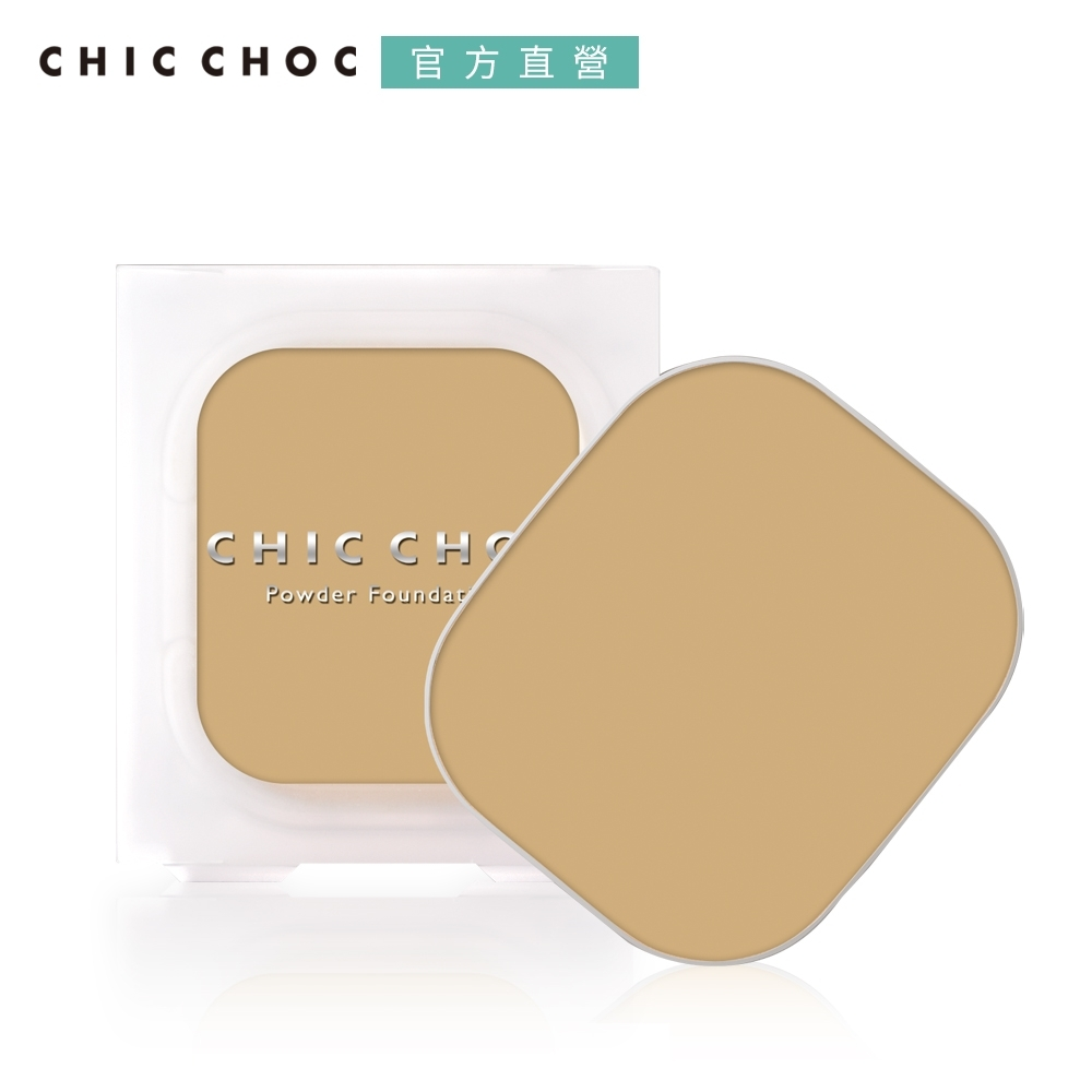CHIC CHOC櫻的美姬持久粉餅1+1特惠組 product image 1