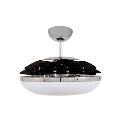 VENTO芬朵 46吋燈扇 MELA蘋果系列 石磨黑葉片 不含安裝