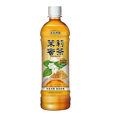 光泉 茉莉茶園-蜜茶(585mlx24入)