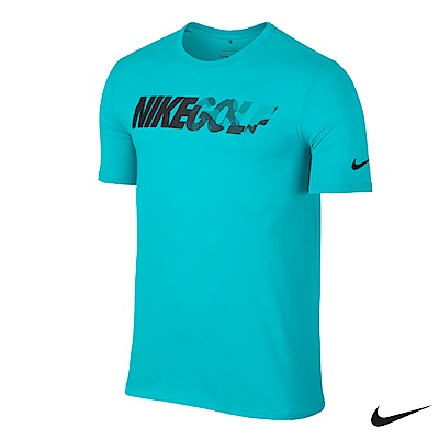 Nike Golf 運動短袖 藍 746079-418